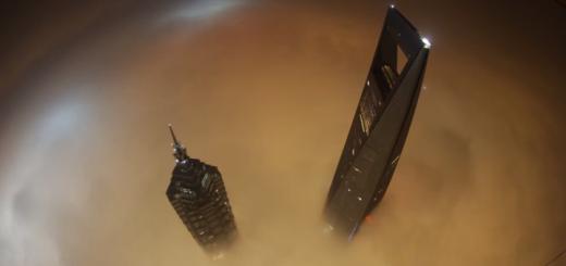 Aussicht vom Shanghai Tower