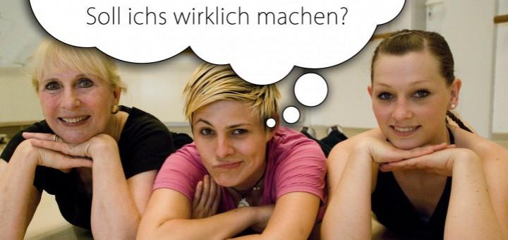 Hannelore Koch-Peters und Annelie Fasse wollen mich erziehen