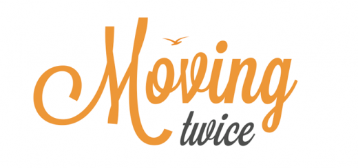 Mowing Twice Logo