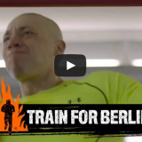 Startscreen eines Trainingsvideos des Tough Mudder Kanals