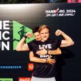 Live the beat @ The Music Run Hamburg