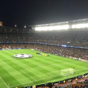 Stadionaufnahme beim FC Barcelona: SEAT Ateca - Routine neu erleben